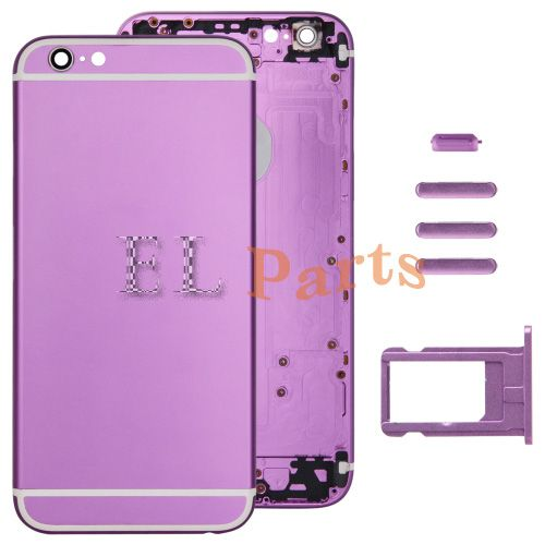 Apple iPhone 6 Full Assembly Replacement Housing Cover(Purple) http://www.laimarket.com/apple-iphone-6-full-assembly-replacement-housing-coverpurple-p-3018.html