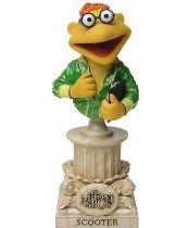 Scooter Muppet Show Bust From Sideshow Toy From Muppets Price