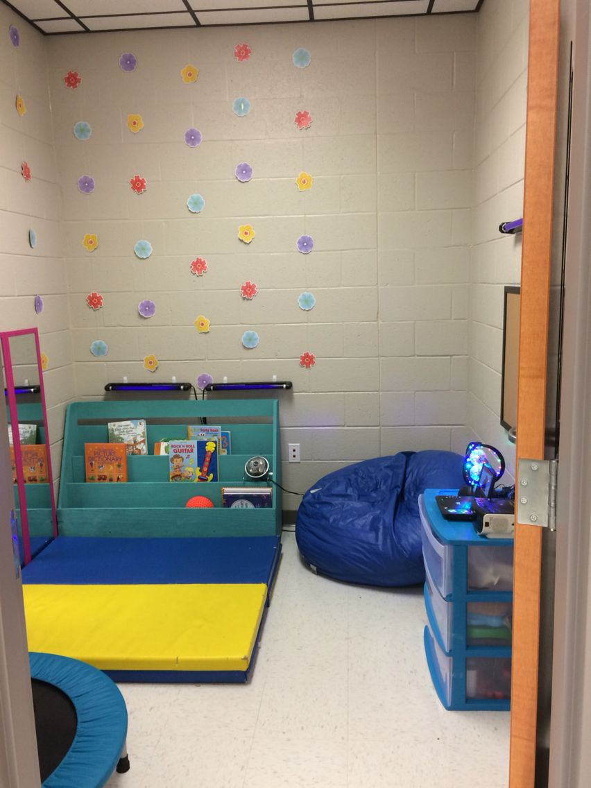 Classroom Layouts For Special Education ~ Special education classroom setup sensoryroom