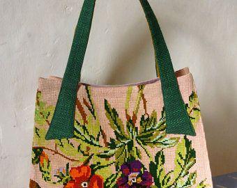 Items similar to Linen Fabric Bag/ Handbag/ Woman Purses/ Wedding Bag/ Gift for her/ Pleated Stylish Bag on Etsy