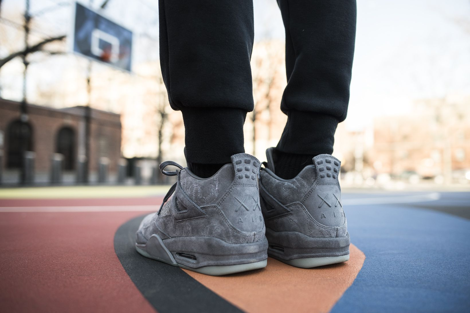 ca1630aed959f8 EXCLUSIVE  Here s Your Best Look Yet at the KAWS x Air Jordan 4 in ...