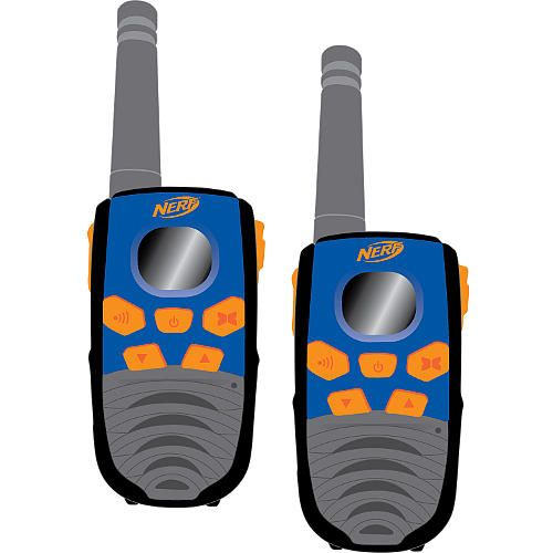 nerf 10 mile frs walkie talkie nerf toys r us kids. Black Bedroom Furniture Sets. Home Design Ideas