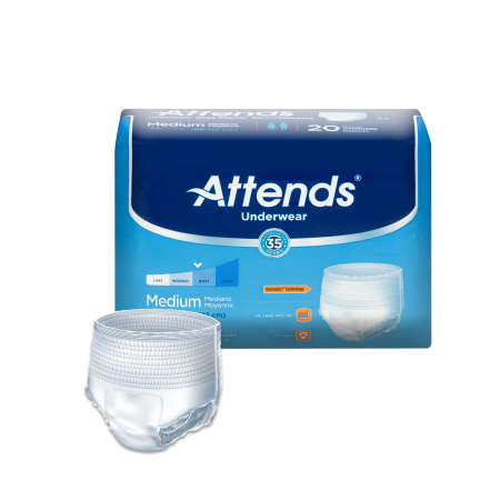 Protective Underwear Extra Absorbency: Incontinence