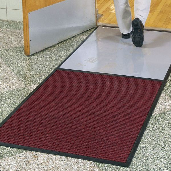 Clean Stride Dirt Removal Frame With Carpet Floormat Com How To Clean Carpet Gym Flooring Carpet