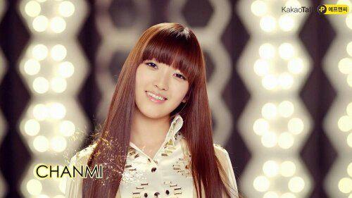 ChanMi  Position: Sub-Vocalist, Dancer, Maknae