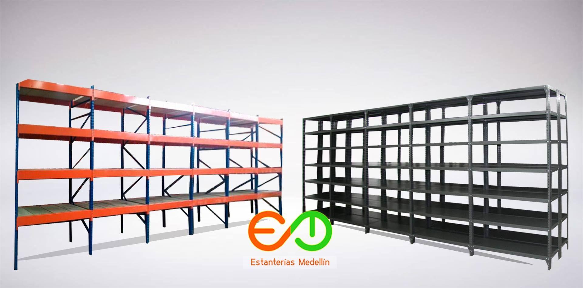 Estanterias Medellin Estanterias Metalicas Medellin Muebles Para  # Muebles Ramirez Almeria