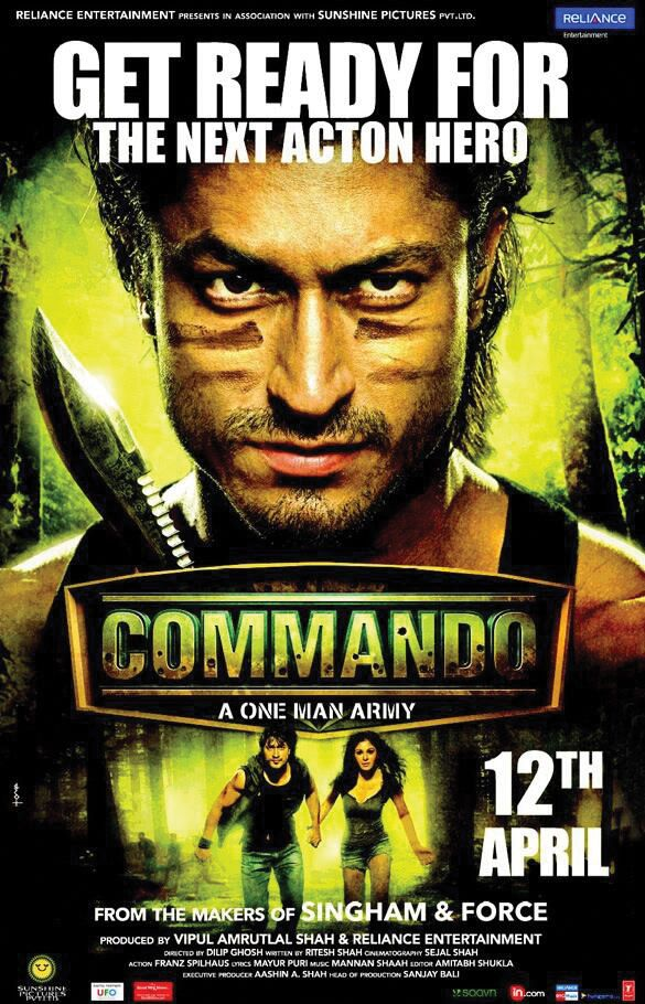 film hindi commando motarjam