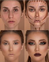 Photo of 24 Perfect And Best Contour Highlight Makeup Tutorial For Beginners – Page 20 …