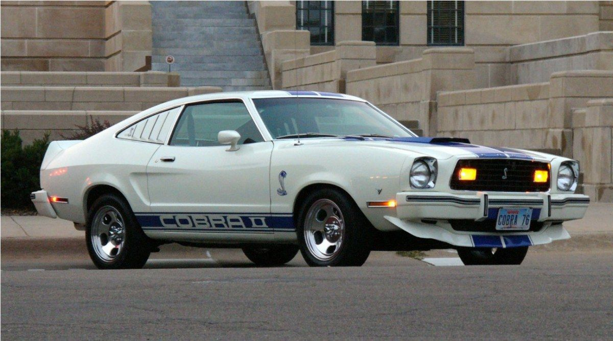 1976 Mustang Cobra 2 For Sale