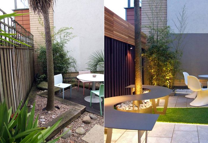 before and after of regents park garden garden pinterest gardens and dream garden - Garden Design Before And After
