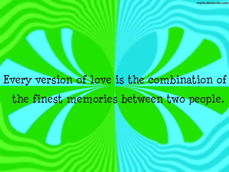 Have you experience any version of LOVE?????