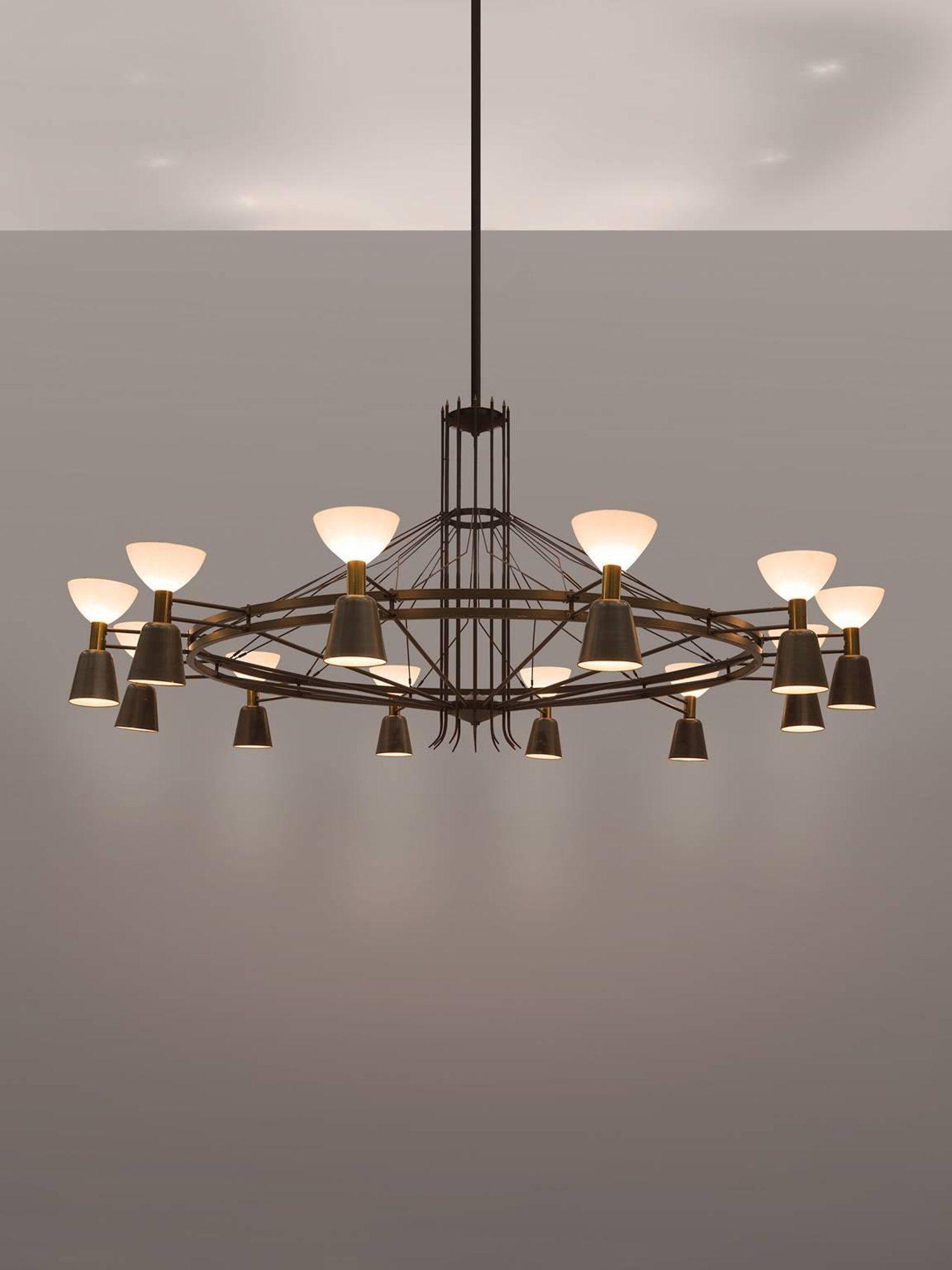 Extra large dutch chandelier circa Люстры и Бра pinterest