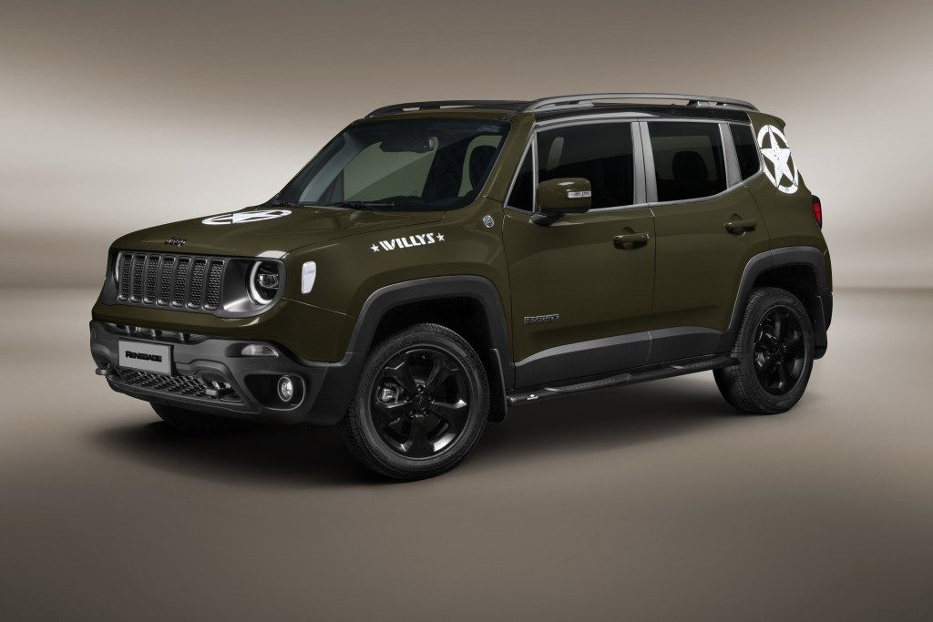 Meet The Brazil Only 2019 Jeep Renegade Willys Limited Edition Mopar Insiders Jeep Renegade Jeep Willys