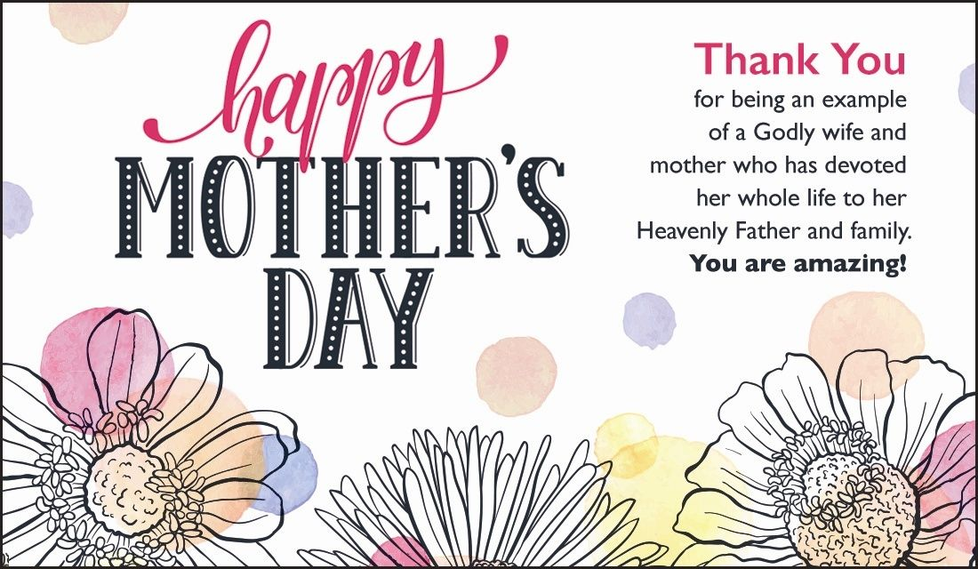 Happy Mother S Day Thank You Mom Best Mothers Day Wishes Mother Day Wishes Best Mothers Day Cards