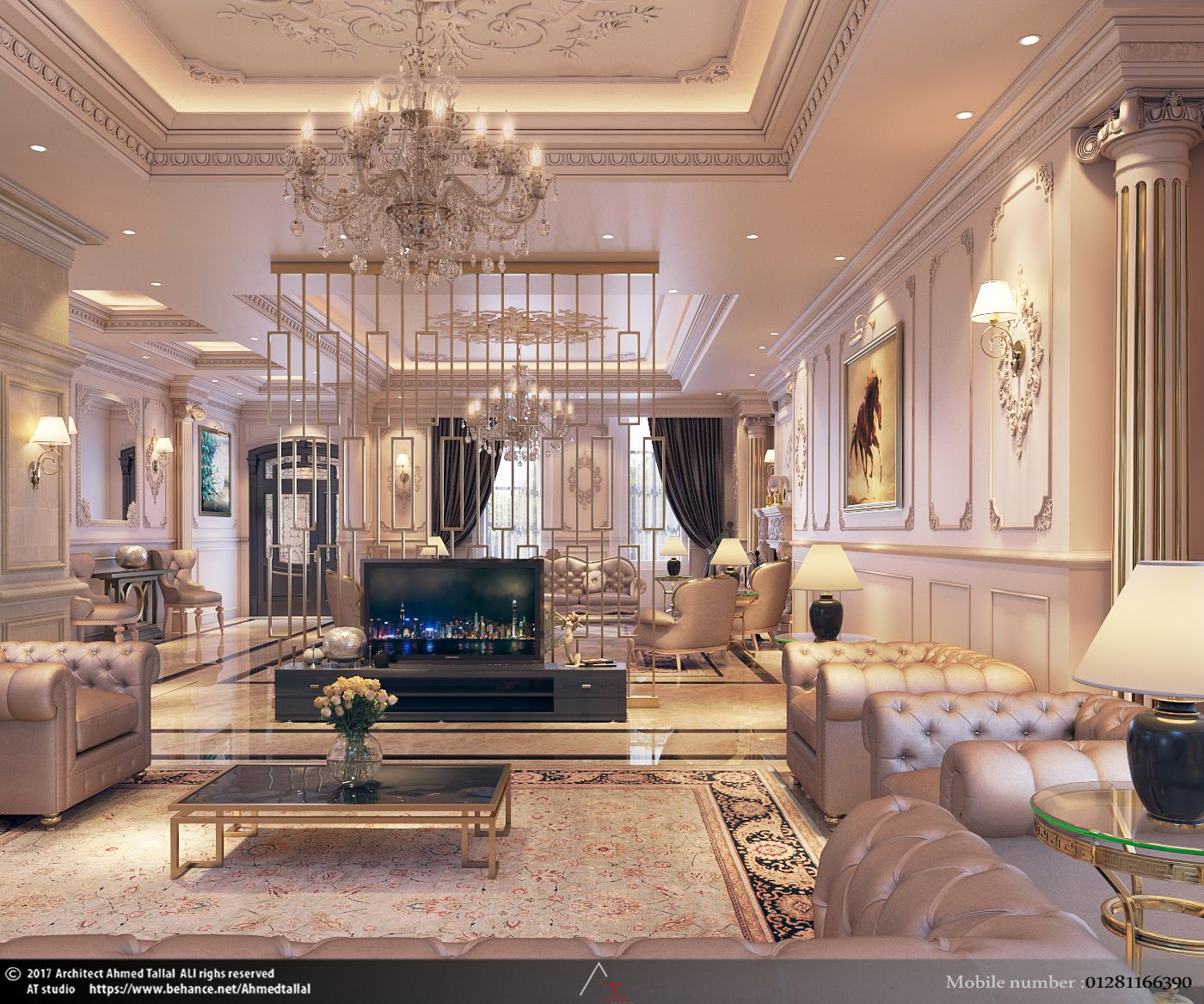 Home Decor 2012 Luxury Homes Interior Decoration Living: In The Heart Of The Maison