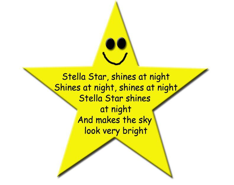 Stella Star - Tune Of London Bridge