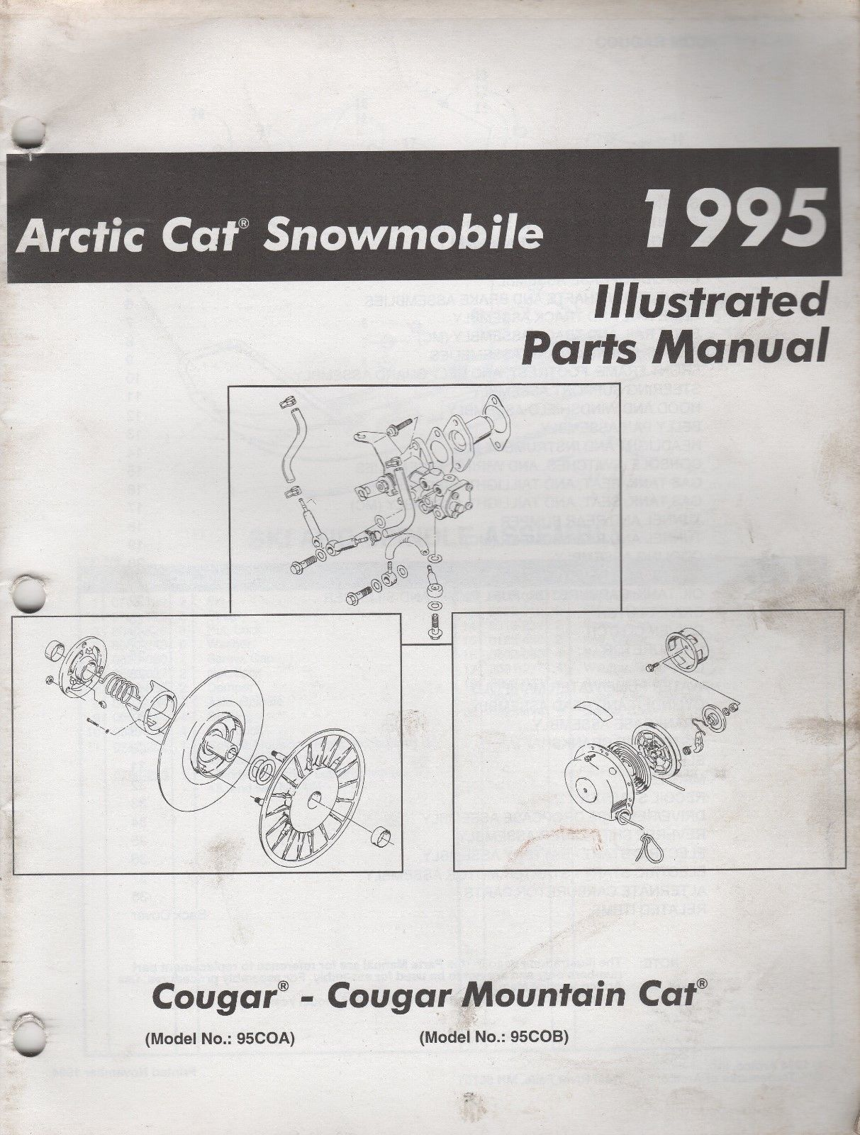 Arctic Cat Snowmobile Wiring Diagram Cougar 440 1994 Vintage Diagrams Schematic Parts Block And U2022 Vw Dune Buggy