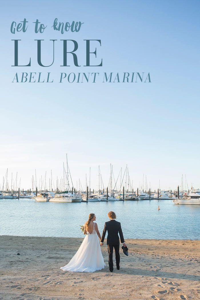 Lure At Abell Point Marina Whitsundays Wedding Venue
