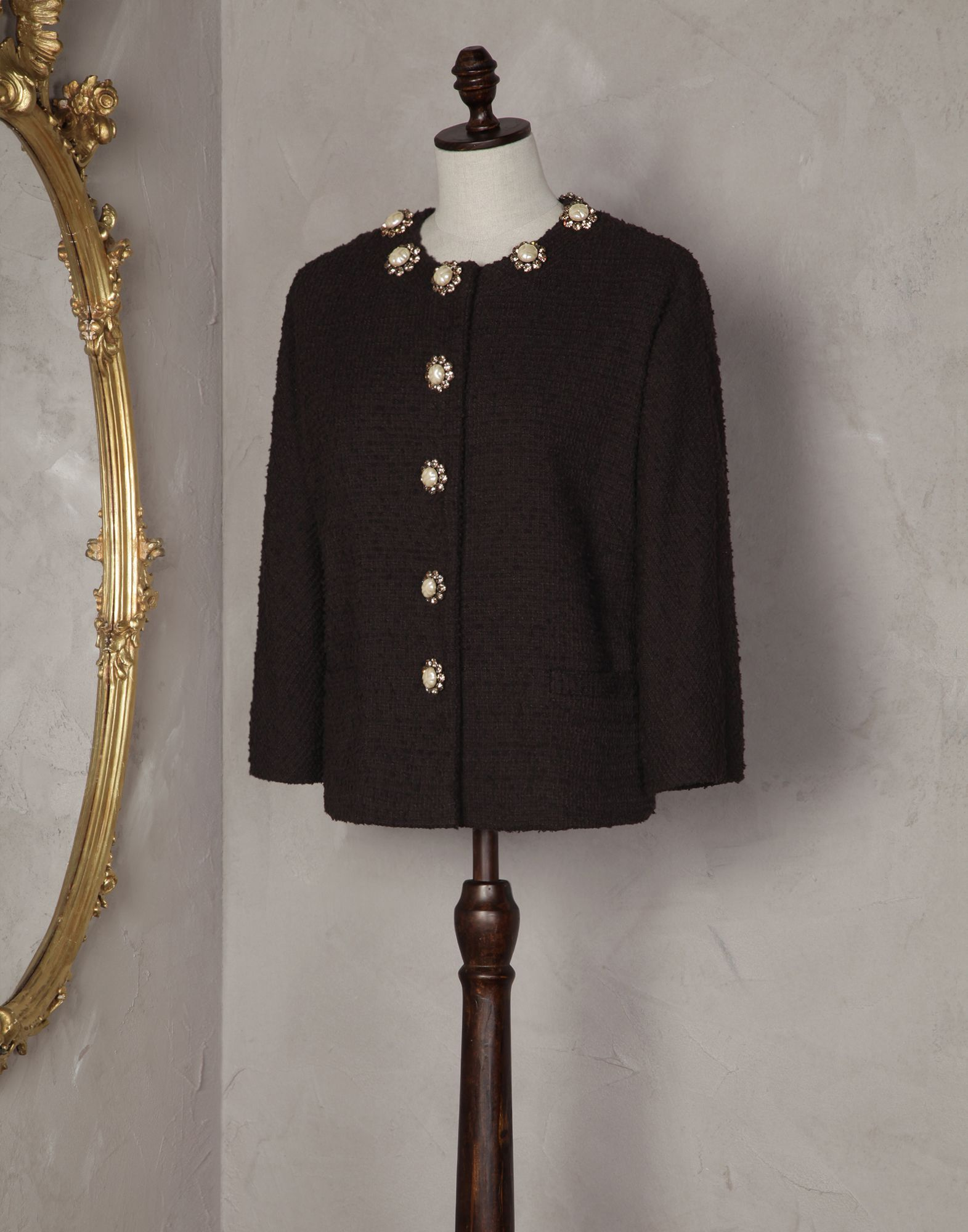 Dolce&Gabbana|F272PT-FUM1E|Kostüme|Jacken