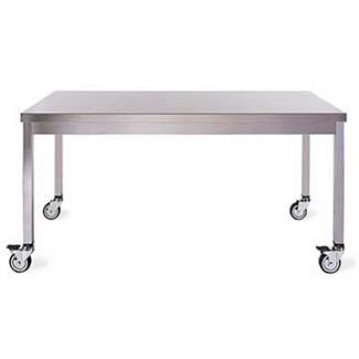 Captivating I Need This Gorgeous Minimalist Stainless Steel Desk. Itu0027s Only $1500. * Chuckles*