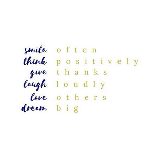 Inspirational Quotes Smile Think Give Laugh Love Dream Smile Quotes Positive Quotes For Friends Inspirational Quotes