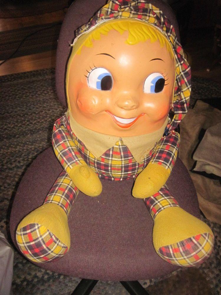 Plush Dolls Knickerbocker