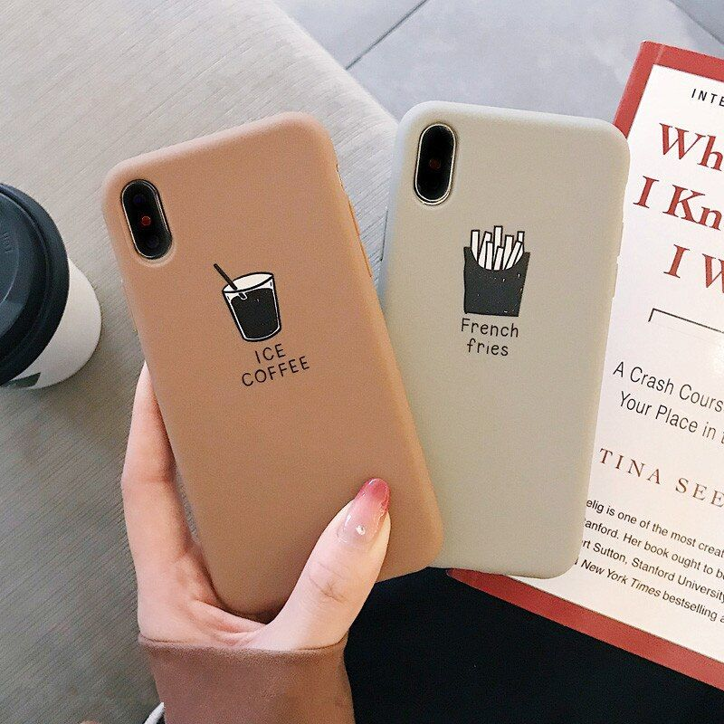 coque iphone 8 coffee