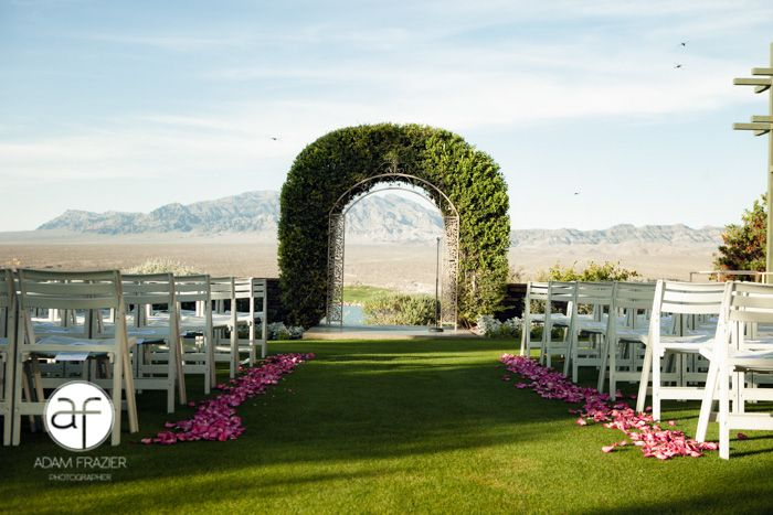 Wedding Photography At Paiute Golf Club Resort