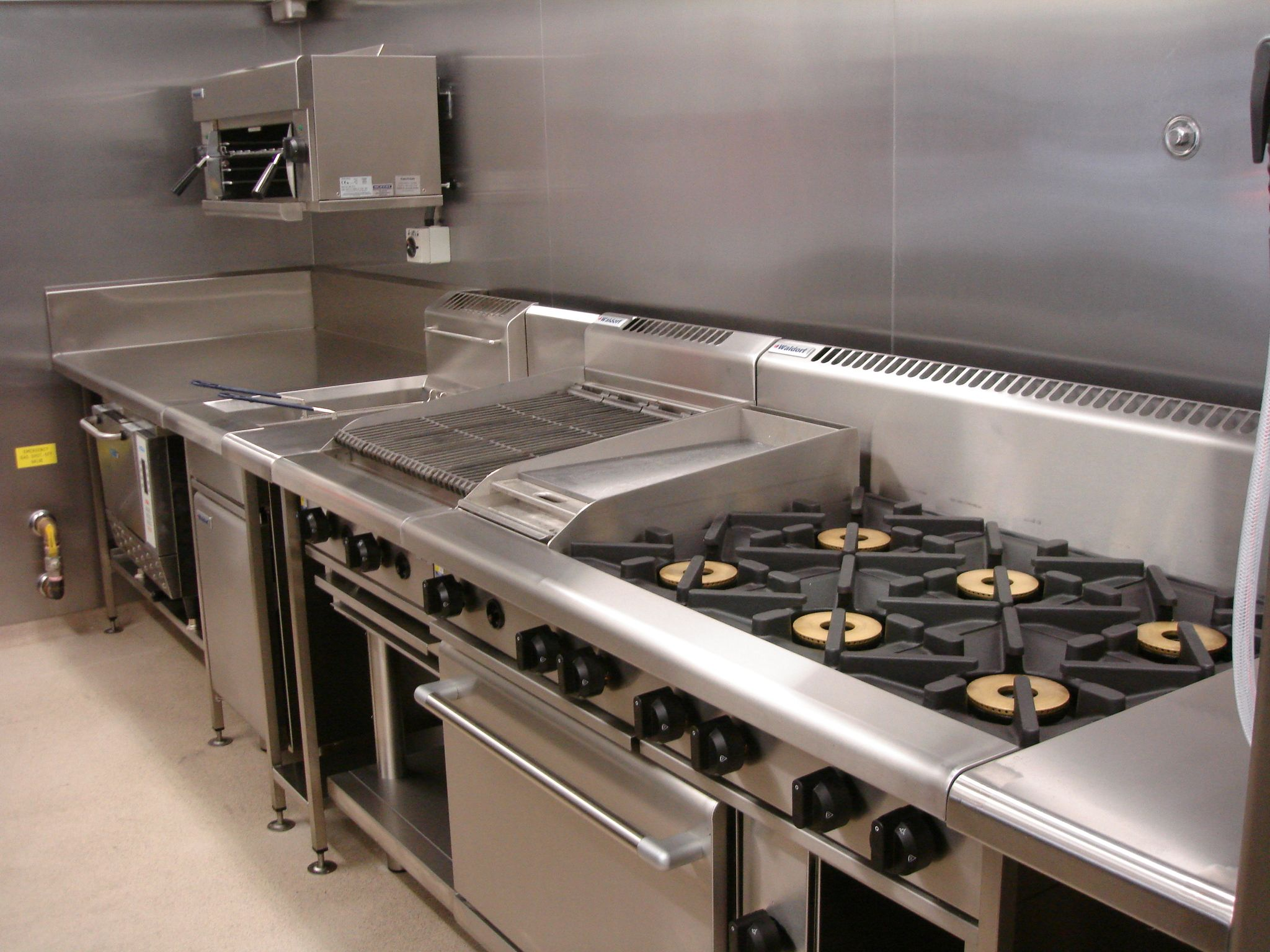 Commercial Kitchen Design Nyc  Google Search  Stove  Pinterest Glamorous Hotel Kitchen Design Review