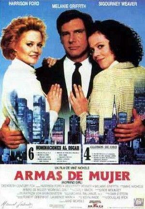 Armas de mujer - Mike Nichols (1988)