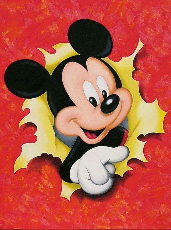 Pin De Tin Tin Sotomil Em Mickey Mickey Mouse E Amigos
