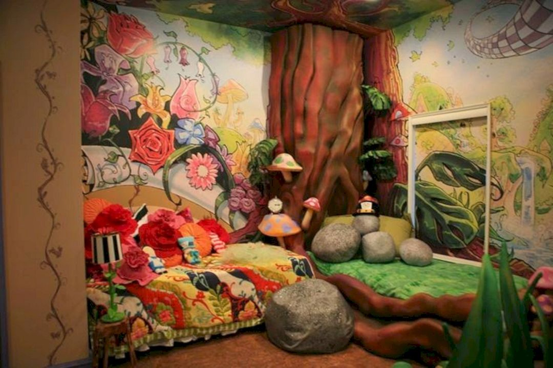 Cool 10 Alice In Wonderland Home Decor Ideas Alice In Wonderland