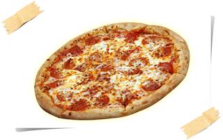 pé de amora: Massa Pizza Italiana Crocante