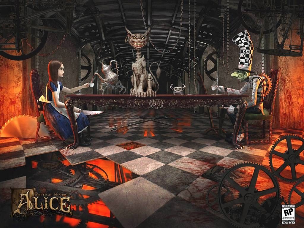 American Mcgees Alice In 2020 Alice Madness Returns Alice Madness Dark Alice In Wonderland