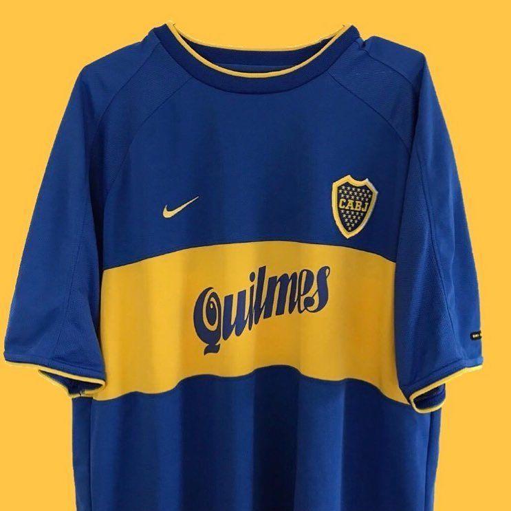 6975339da5e 2006 Boca Junior XL 69.99 Link in bio  boca  bocajuniors  nike  nikefootball
