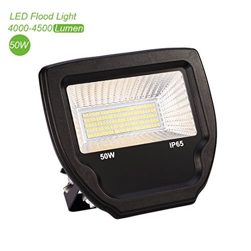Progreen 50w super bright outdoor led flood lights 4200 lumen 500w progreen 50w super bright outdoor led flood lights 4200 lumen 500w halogen bulb equivalent ip65 waterproof mozeypictures Image collections