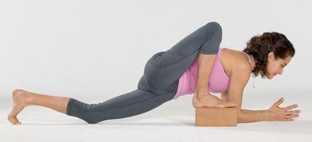 a challenging balance pose tittibhasana firefly pose