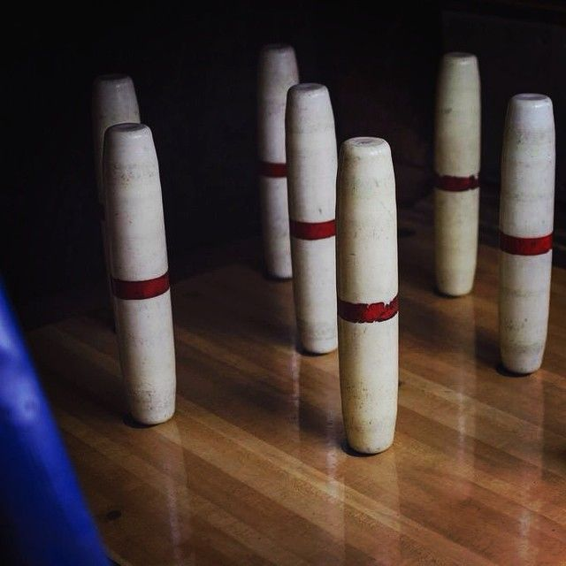 Instagram Photo By Mr Al E Kat Aug 14 2014 At 2 38pm Utc Candlepin Bowling Bowling Party Bowling