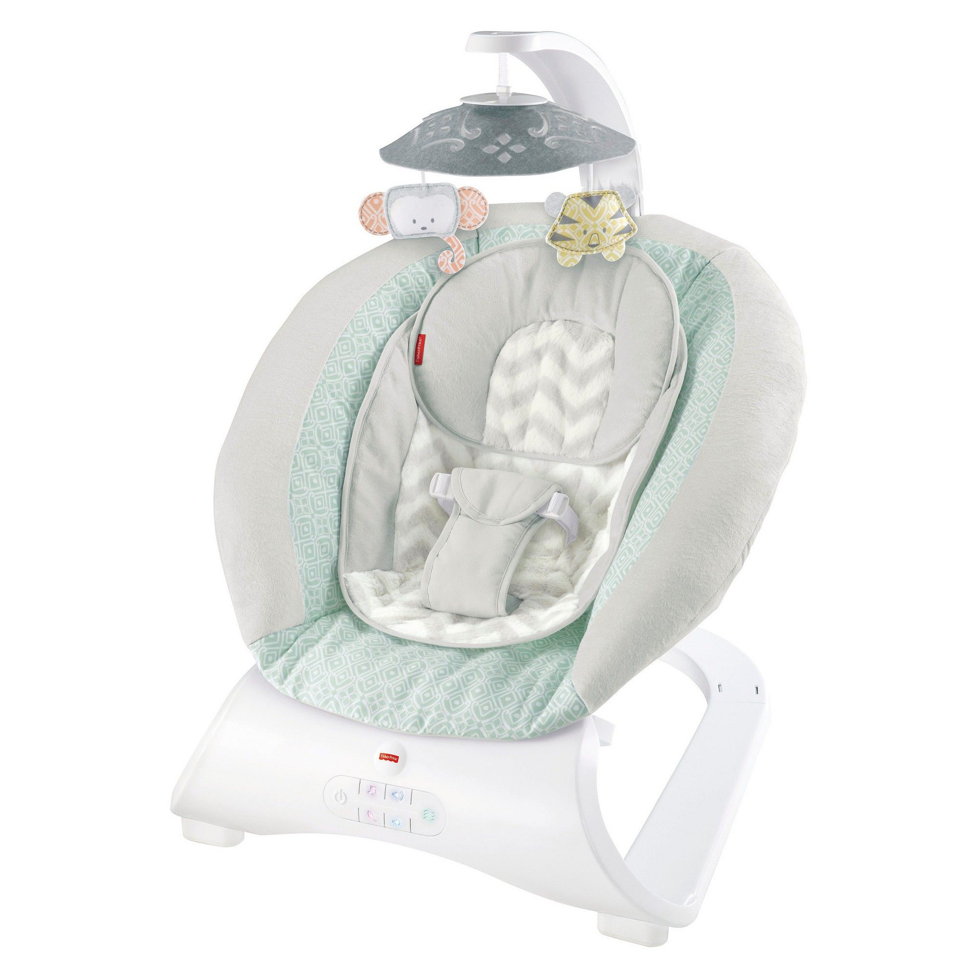 103fbcd4c8c2 Fisher-Price Deluxe Bouncer