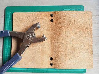 diy fauxdori notebook planer t ddel kram bullet journal filofax midori pinterest. Black Bedroom Furniture Sets. Home Design Ideas