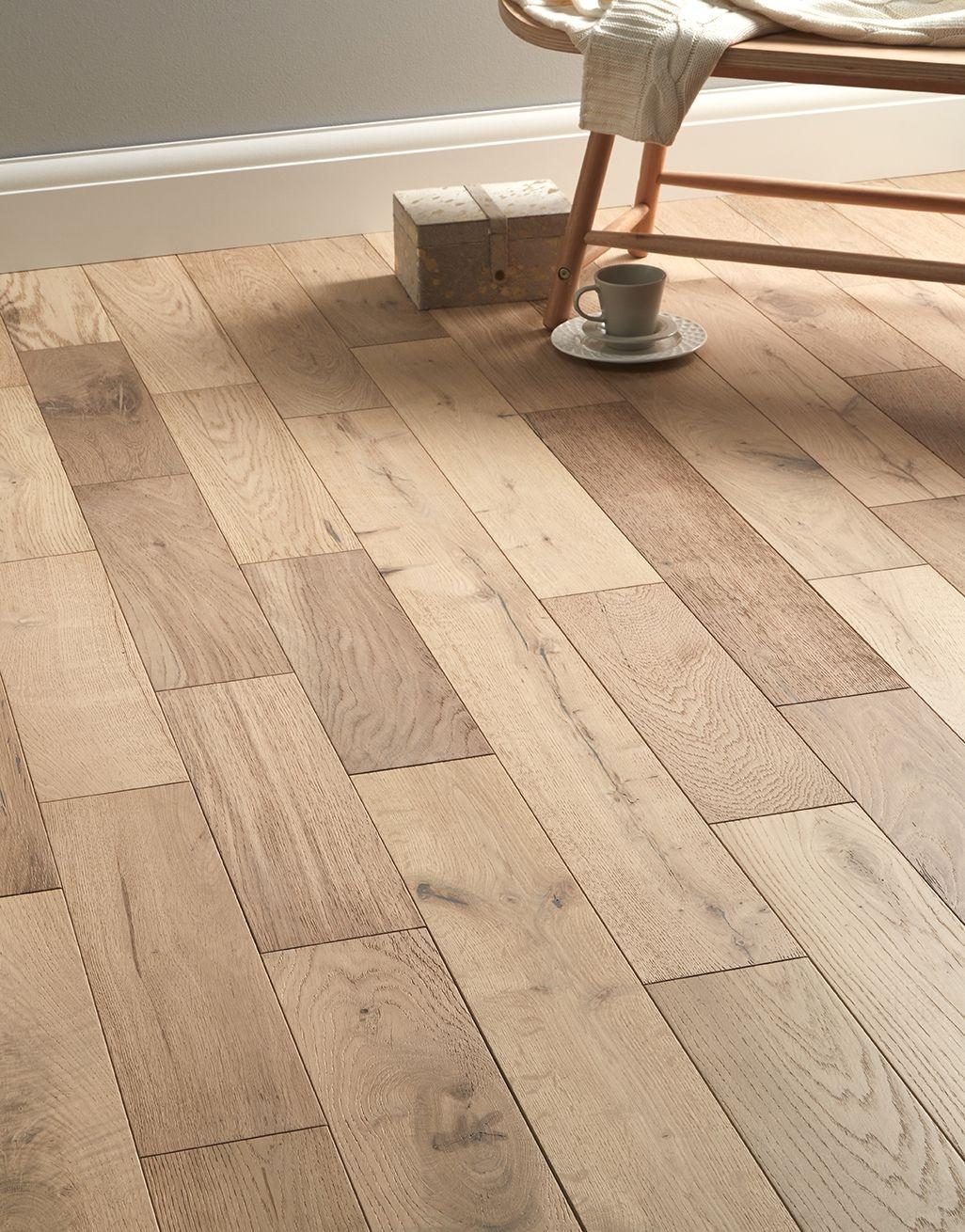 Studio Vanilla Oak Brushed & Oiled Engineered Wood