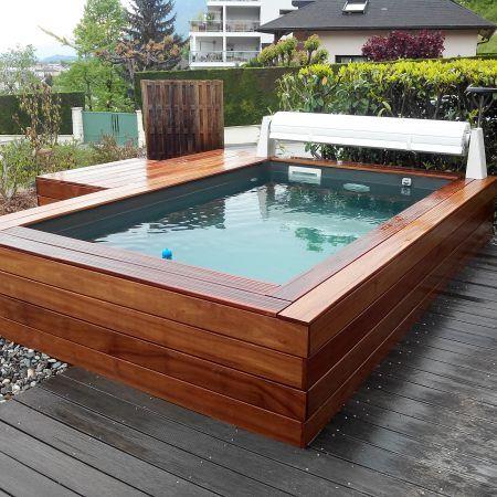 Les mini-piscines en bois apportent une nouvelle approche de la