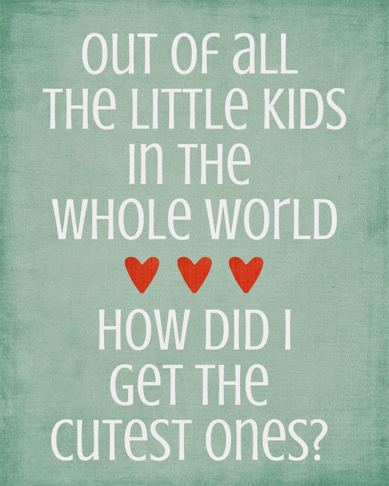 A Pocket full of LDS prints Cute quotes for kids Free