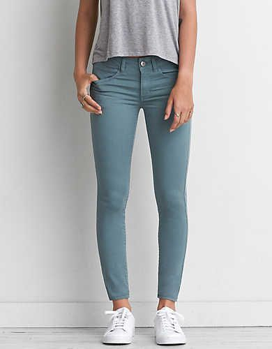 bf8a0f78605a3 Shop American Eagle Outfitters for men s and women s jeans