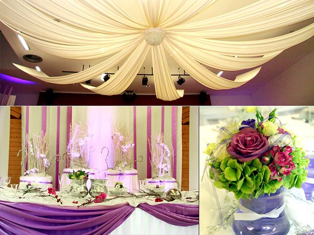 Wedding Reception Decorations 2017