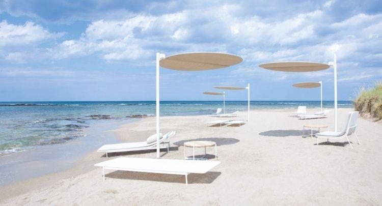 Mobilier exterieur design italien elegant dcoration for Store italien exterieur