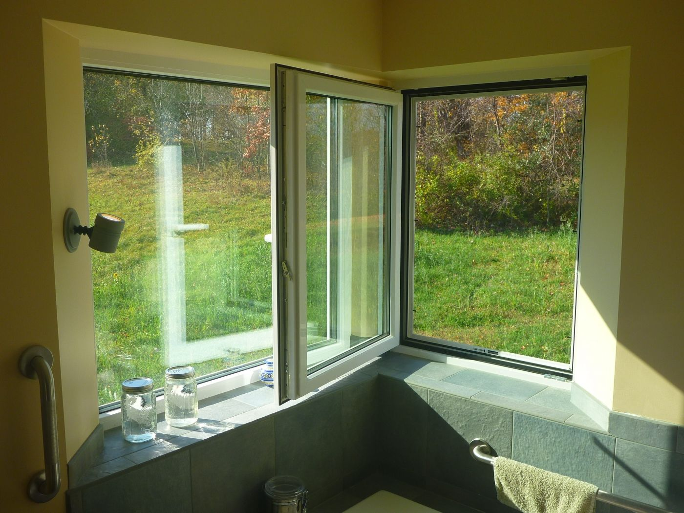 Tilt Open Window : The european style tilt turn windows open inwards