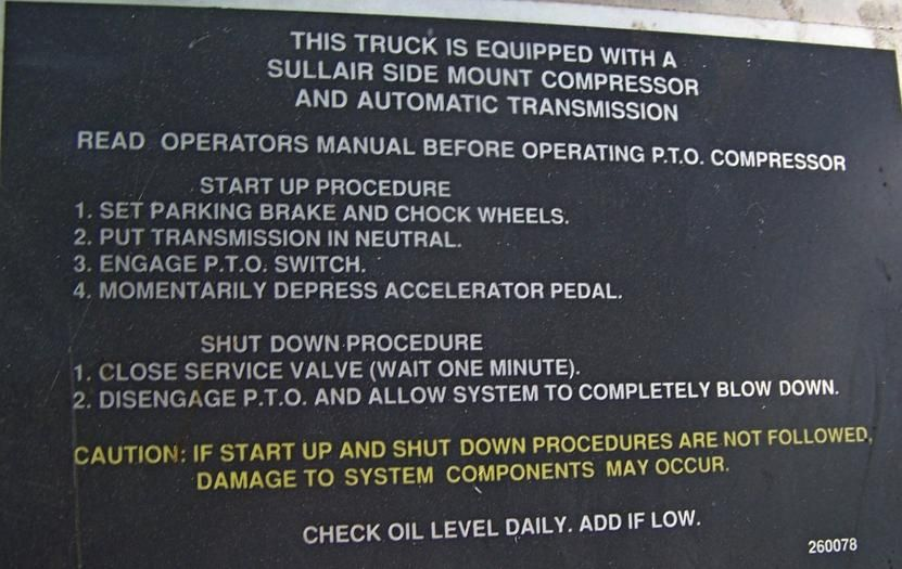 2001 Freightliner FL70       Only 50,000 Actual City Owned
