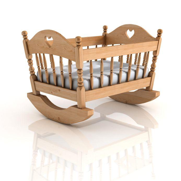 Babybett selber bauen mit bauplan  Hier erfährst du, wie du mit wenigen Mitteln eine eigene Wiege ...