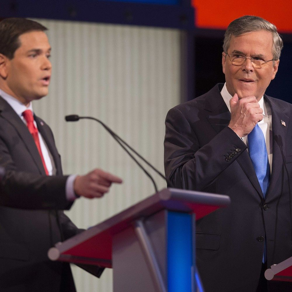 Jeb Bush Quotes The Funniest Gop Debate Quote Has Jeb Bush Loving Dulce Candy
